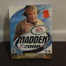 EA SPORTS MADDEN 2000 *RARE* Big Lidded Box PC game, LOOK!!. Look. Nice Condition.