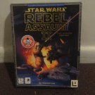 Star Wars: Rebel Assault II - The Hidden Empire. VINTAGE, Rare Big Box PC GAME.