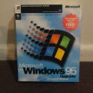 Microsoft Windows 95 Upgrade CD-ROM Edition BIG RETAIL BOX Authentic Software.