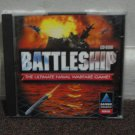 BATTLESHIP: The Ultimate Naval warfare Game! - PC CD In Jewel Case. Great Condition.