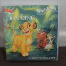 DISNEY'S The LION KING, Read ALong book and Tape. Great condition. LOOK!!!