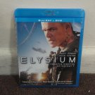 ELYSIUM - BLU-RAY Includes DVD as well, Expired Digital Download. Nice Cond. LOOK!!!