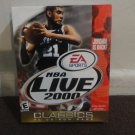 EA SPORTS NBA LIVE 2000 *RARE* Big Lidded Box PC game, Nice Condition LOOK!!