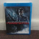 THE TERMINATOR - BLU-RAY (only), Arnold Schwarzenegger, Opened Movie. LOOK!!!