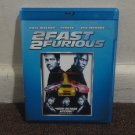 2FAST 2FURIOUS,  BLU-RAY(ONLY), PAUL WALKER. Used. LOOK!!!