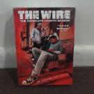 THE WIRE - DVD: The Complete Fourth Season, SEASON 4, Brand New, sealed. LOOK!!!