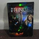 FRINGE - DVD: The Complete Second Season, Season 2, Good, Used. LOOK!!!