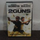 2GUNS - DVD. Mark Wahlberg, Disc in beautiful Condition. LOOK!!!