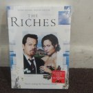 THE RICHES - DVD: The First Season, Season 1, Brand New, Sealed. LOOK!!!
