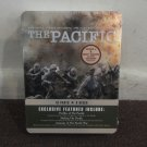 THE PACIFIC - DVD: HBO MINI-SERIES, New and Sealed in the tin case. LOOK!!!