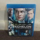 ECHELON CONSPIRACY - BLU-RAY(ONLY), Ving Rhames, Martin sheen . LOOK!!!