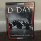 D-DAY: The Normandy Invasion WWII Collection - DVD. Disc in GREAT Condition. LOOK!!!
