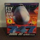 FLY THE BIG ONE 747 JUMBO JET.For Microsoft Flight Simulator 95&98 NEW/Sealed.
