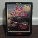 Red Baron World War I Dogfighting Action (PC, 1991) Dynamix Original Retail Box.