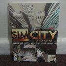 Sim City 3000 - Create & Control Your own Urban Empire. Book Only!!! Nice Cond.