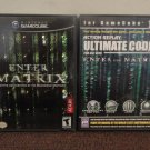 Enter The Matrix & Action Replay Ultimate Codes for The game. Nice Condition.