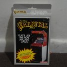 "VINTAGE ""CARNIVAL"" by SEGA, VIDEO GAME CARTRIDGE. For the COLECOVISION, Open Box"