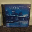 SAX In The City - Sam Levine, on CD. NEW, SEALED!!!