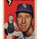1954 Topps Bob Wilson #58, Not in good condition.....LOOK!!