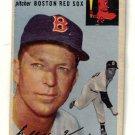 1954 Topps Ellis Kinder #47, Not in good condition.....LOOK!!