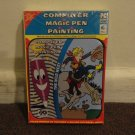 LEE'S Publications COMPUTER MAGIC PEN PAINTING THE WILD WEST, PC/MAC NEW, SEALED