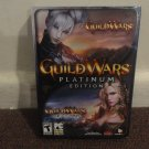 Guild Wars + Eye Of The North Expansion Platinum Edition (PC, 2008). NICE COND!