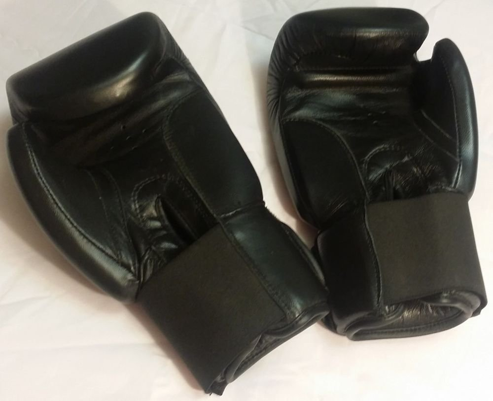 Boxing Sparring Gloves Professional Punch Bag Training MMA Mitts 20 oz
