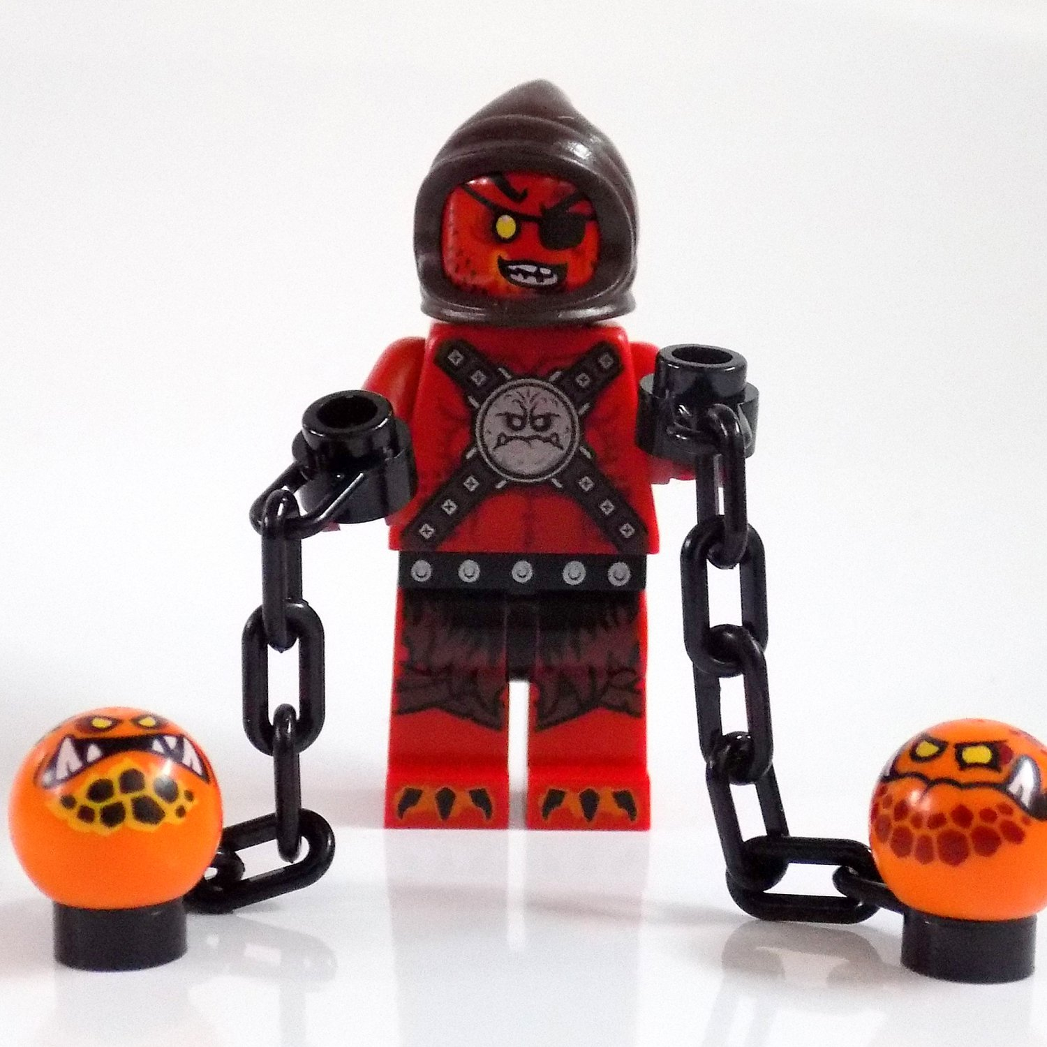 Beast Master Minifigure from Lego Nexo Knights