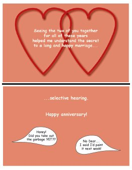 Greeting Cards Sarcastic Anniversary Cards 050