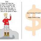 Greeting Cards Sarcastic Father's Day Cards 057
