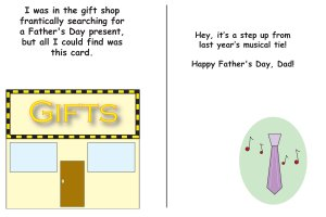 Greeting Cards Sarcastic Father's Day Cards 059