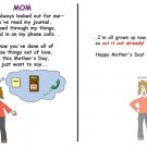 Greeting Cards Sarcastic Mother's Day Cards 074
