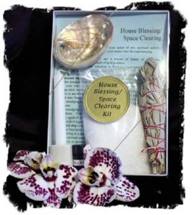 House Blessings / Cleansing Gift Set
