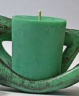 Intention Votive Candles (3 Pack) Abundance