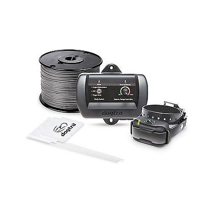 Dogtra Rechargeable EF3500 E-fence Underground Wire & flags