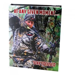 Hand Gun Hider Book Safe Concealed Hidden Compartment Bow Hunting book