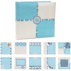 Winter - Provo Craft Premade 8x8 Scrapbook Album