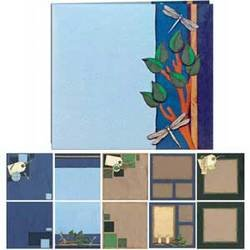 Nature - Provo Craft Premade 8x8 Scrapbook Album