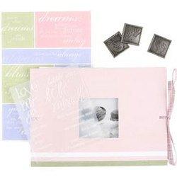 BabyGirl - Making Memories Mini Book Kit 5x7