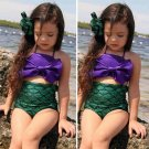 Mermaid Tails For Swimming Girl Tail Princess Costume Fancy Green Beach Fashion Swimsuit