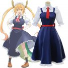 Anime Kobayashi-san Chi no Maid Dress Dragon Tooru Cosplay Costume