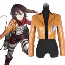 Attack on Titan Shingeki no Kyojin Cosplay Jacket corps Wings of Liberty Coat