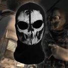Call Of Duty Commander Cosplay Mask Halloween cs mask Hat Headgear ghost Skull Full mask
