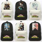 Boku no Hero Academia Backpack Izuku Midoriya AsuiTsuyu Yaoyorozu School Bag My Hero Academia Bags