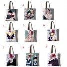 Boku no Hero Akademia Print Shoulder Bag My Hero Academia Izuku Midoriya Shopping Bag Handbag