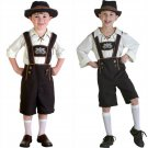 Boys Kids Oktoberfest Costume Beer Festival Cosplay Halloween Costumes Clothing