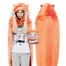 Himouto! Umaru chan Cloak Doma Umaru Cosplay Costume Flannels Cloaks Blanket Soft Cap Hoodie