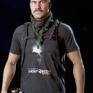 Tom Clancy's Ghost Recon: Wildlands Cosplay T shirt Cotton O-Neck Short Sleeve Tee Shirts No.1