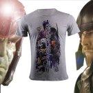 Thor 3 Ragnarok The Hulk Loki Gray Mens Casual Cotton Short Sleeve O-Neck T-shirts Tee Shirts