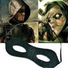 Green Arrow Season Oliver Queen Eyes Mask Cosplay Accessories MEN eye mask